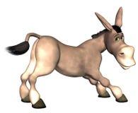 Donkey Cartoon Stock Photo