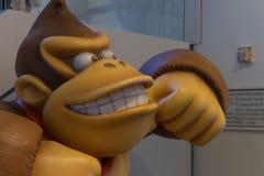Donkey Kong royalty free stock photos