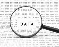 données Photo stock