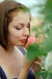 Donna Fotografie Stock