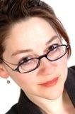 Donna 3 di affari fotografie stock
