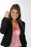 Donna #3 di affari Immagini Stock