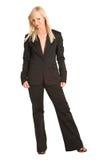Donna #314 di affari Immagine Stock