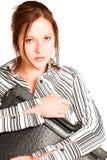 Donna #337 di affari fotografia stock