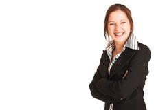 Donna #342 di affari Fotografia Stock Libera da Diritti