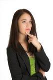 Donna #522 di affari Fotografie Stock