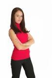 Donna #533 di affari Immagini Stock