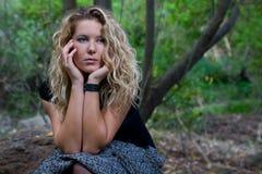 donna fotografia stock libera da diritti