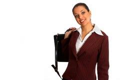 Donna 9 di affari Immagini Stock Libere da Diritti