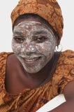 Donna africana immagine stock libera da diritti
