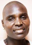 Donna africana povera immagini stock
