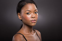 Donna Afro American Immagini Stock