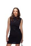 Donna alla moda Immagini Stock Libere da Diritti