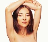 Donna attraente Immagini Stock