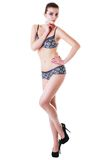 Donna in biancheria intima Fotografie Stock