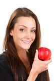 Donna in buona salute Fotografia Stock Libera da Diritti