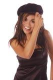 Donna convenzionale 7 di modo fotografie stock libere da diritti