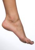 donna dei piedini Immagine Stock Libera da Diritti