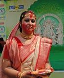 Donna del bengalese Fotografia Stock Libera da Diritti