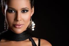 Donna del Latino di Beautful Immagini Stock