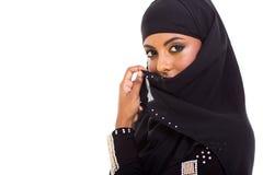 Donna del Medio-Oriente Fotografia Stock