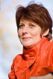 donna del ritratto s Fotografie Stock