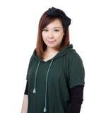 Donna dell'Asia fotografie stock