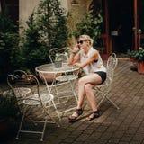 Donna di affari - 2 fotografie stock