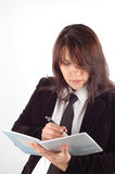 Donna di affari #11 Immagine Stock Libera da Diritti