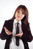 Donna di affari #13 Immagine Stock