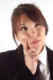 Donna di affari #13 Immagini Stock Libere da Diritti