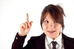 Donna di affari #19 Fotografie Stock