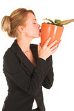 Donna di affari #238 Fotografia Stock Libera da Diritti