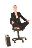 Donna di affari #258 Immagini Stock