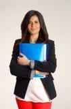 Donna di affari. Immagine Stock Libera da Diritti