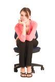 Donna di affari #410 Immagine Stock