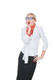 Donna di affari - 2 Fotografia Stock