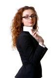 Donna di affari - 2 immagini stock