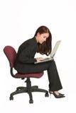 Donna di affari #528 Fotografie Stock Libere da Diritti