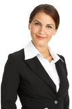 Donna di affari Fotografia Stock Libera da Diritti