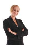 Donna di affari 7 fotografie stock libere da diritti