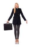 Donna di affari della donna Fotografia Stock