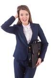 Donna di affari della donna Immagine Stock