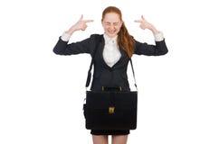 Donna di affari della donna Immagine Stock Libera da Diritti