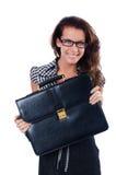 Donna di affari della donna Fotografie Stock Libere da Diritti