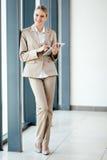Donna di affari integrale Immagini Stock Libere da Diritti