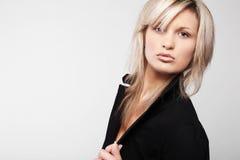 Donna di affari splendida. immagine stock libera da diritti
