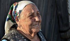 Donna 1 di Bashkortostan Fotografia Stock