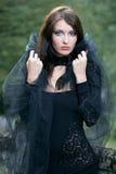 Donna di bellezza Fotografia Stock