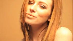 Donna di bellezza archivi video